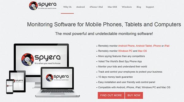 Spyera.com reviews